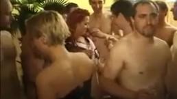 Gece Kulübünde Grup Seks Partisi Porno İzle